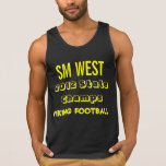 SM West Viking football state champ Tank