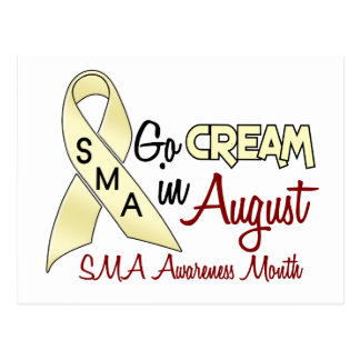 SMA Awareness Month August 1.2 Postcard