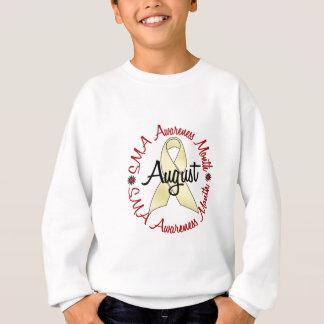 SMA Awareness Month August 1.3 Sweatshirt