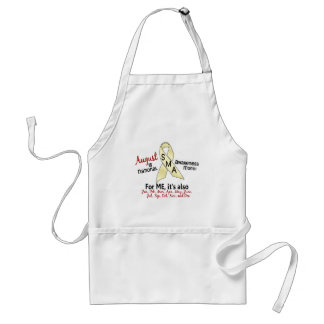 SMA Awareness Month August 2.1 Adult Apron