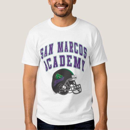 SMA Bears Football T-shirt - White