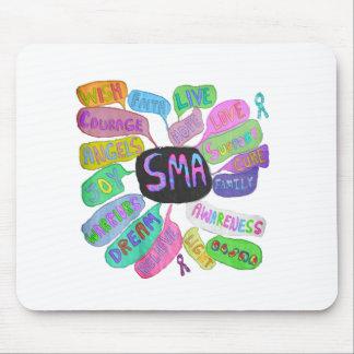 SMA Empowerment Mouse Pad