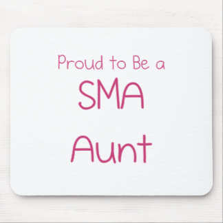 SMA Family - Aunt Mouse Pad