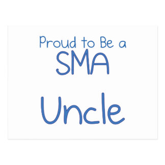 SMA Family - Uncle Postcard