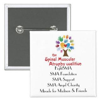 SMAC_fin, FightSMASMA FoundationSMA SupportSMA… Pin Cuadrado