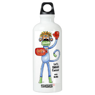 SMAC! Monkey - NoMo Boxing SIGG Traveler 0.6L Water Bottle