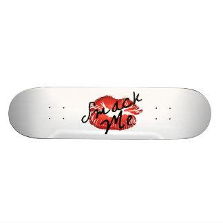 Smack Me Skateboard Deck