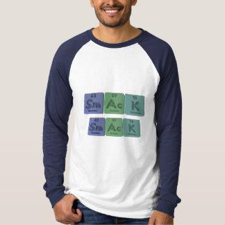 Smack-Sm-Ac-K-Samarium-Actinium-Potassium.png T-Shirt