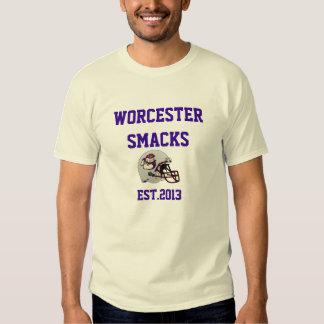 Smacks est.2013 shirt