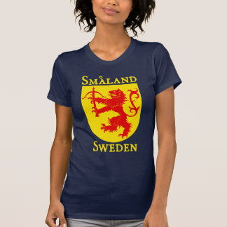 Småland, Suecia (Sverige) Camiseta