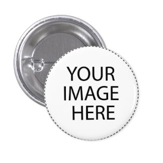 Small 1.25 Inch - Customized Pinback Button