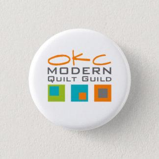 Small 1/4-inch round button