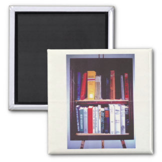 Small American Library 1985 Magnet