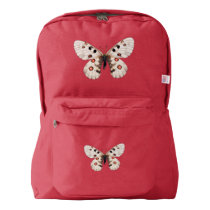 Small Appolo Butterfly Backpack