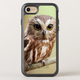 Small Baby Owl (Ontarios) OtterBox Symmetry iPhone 7 Case