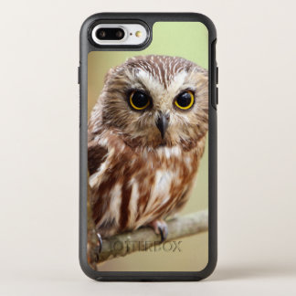 Small Baby Owl (Ontarios) OtterBox Symmetry iPhone 8 Plus/7 Plus Case