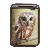 Small Baby Owl | Ontarios Sleeve For iPad Mini