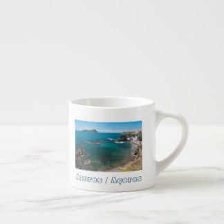 Small bay and islet espresso cup