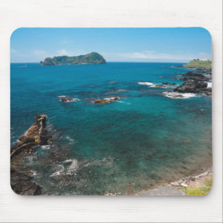 Small bay and islet mouse pad