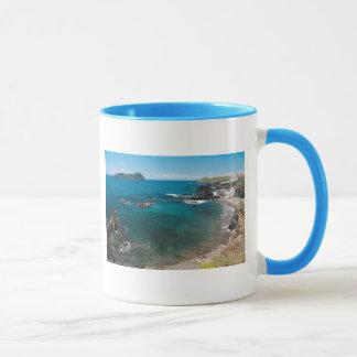 Small bay and islet mug