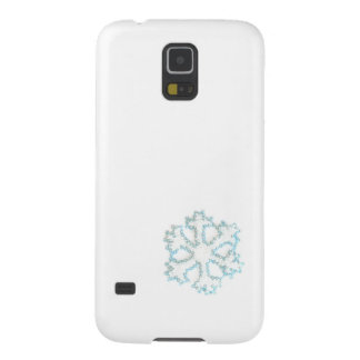 Small Bead Snowflake to Add to Your Photos Galaxy S5 Cover