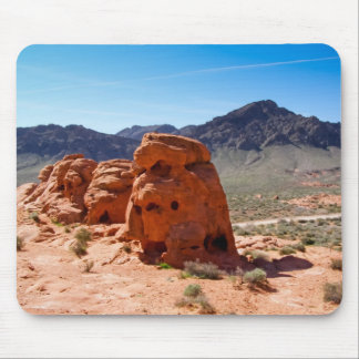 Small Beehives Valley of Fire Mouse Pad