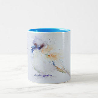 Small Bird Coffee Cup