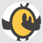 Small bird sticker