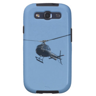 Small black helicopter galaxy SIII cover