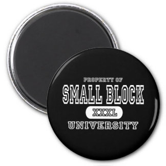 Small Block University Dark Magnet