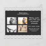 """Small Brochure for Photography Business<br><div class=""""desc"""">This Flyer is 80lb cardstock,  meaning it&#39;s thicker than printer paper.  Customize this flyer by adding your own business information.  You have the option to upload your own logo to match your watermark.  Size is 4.5&quot;x5.6&quot;</div>"""