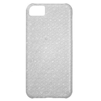 Small Bubble Wrap Texture iPhone 5C Cases