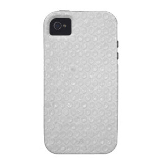 Small Bubble Wrap Texture Case-Mate iPhone 4 Covers