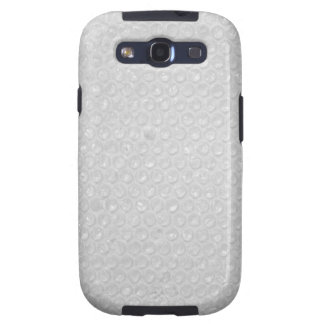 Small Bubble Wrap Texture Samsung Galaxy SIII Cases