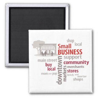 Small Business Magnet