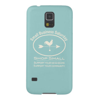 Small Business Saturday Ivory Weathervane Galaxy S5 Case