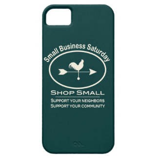 Small Business Saturday Ivory Weathervane iPhone SE/5/5s Case
