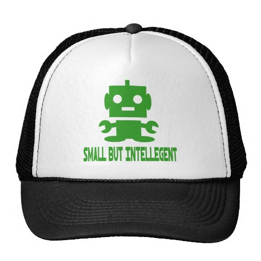 Small But Intellegent Trucker Hat