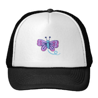 SMALL BUTTERFLY HATS