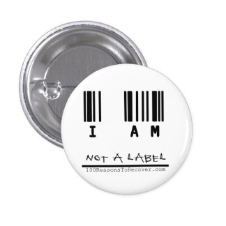 """Small Button - """"Not a Label"""""""