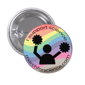 Small Button - Science Supporter