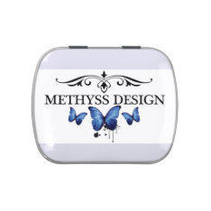 Small Candy Tin at Zazzle