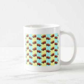 small car coffee mug
