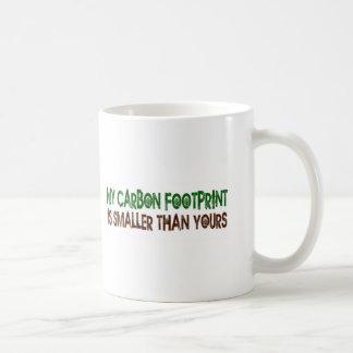 Small Carbon Footprint Mug