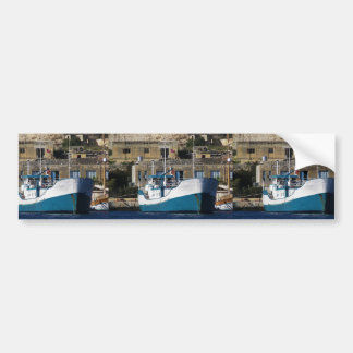 Small Cargo Vessel Bumper Sticker