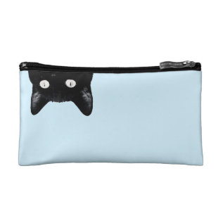Small Cat Makeup Bag at Zazzle