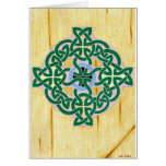 Small Celtic Cross (combo) card