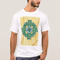 Small Celtic Cross (combo) shirt