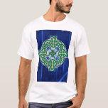Small Celtic Cross (negative) shirt