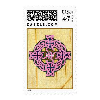 Small Celtic Cross stamp